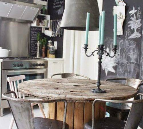 Design Fixation Industrial Rustic Decor Inspiration