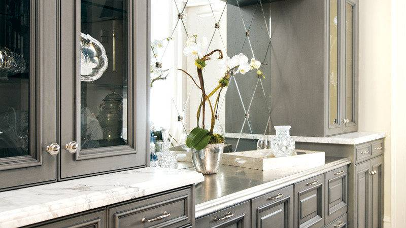Design Gray Kitchen Cabinets Grey