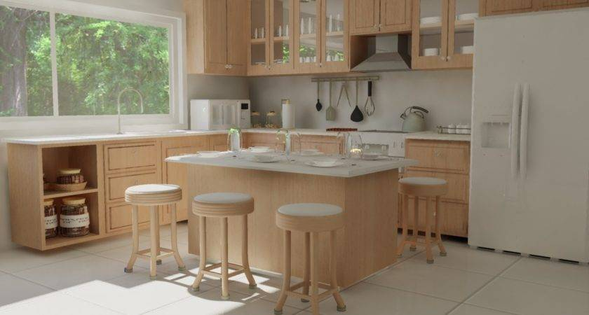 Design Kitchen Small House Decor