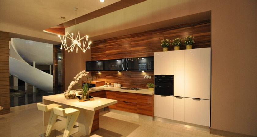 Design Kitchen Wall
