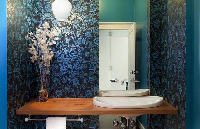 Design Perfect Powder Room