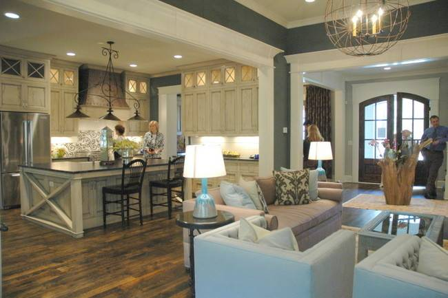 Design Trends Kings Chapel Parade Homes
