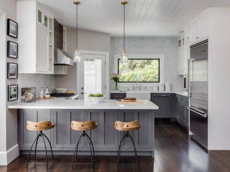 Design Your Own Gray White Kitchen Homestylediary