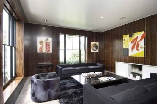Designer Tom Ford Contemporary London Townhouse Hooked