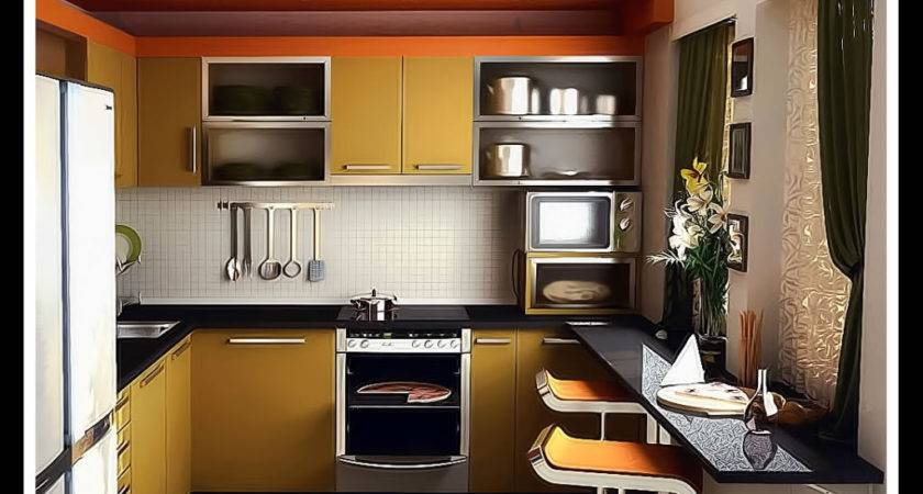 Designinga Small Kitchen Design Interiordecodir