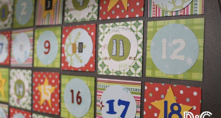 Destination Craft Advent Calendar Ideas
