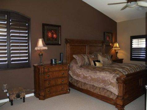 Different Shades Brown Paint Your Dream Home