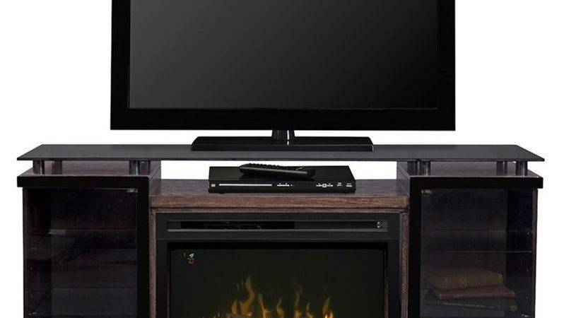 Dimplex Aiden Electric Fireplace Stand Logset