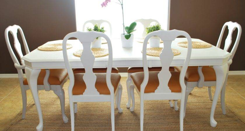 Dining Room Best Refinish Table Ideas Great