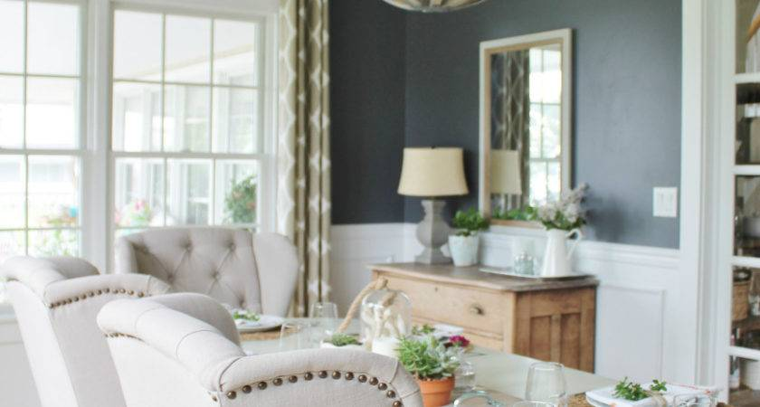 Dining Room Decorating Ideas Trendy Summer