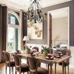 Dining Room Designs Damask Patterns