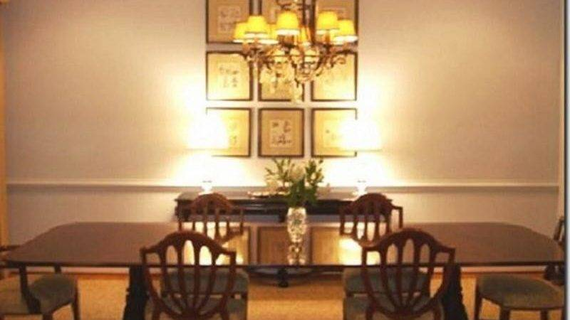 Dining Room Good Wall Decor Ideas
