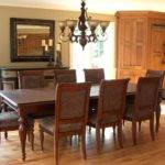 Dining Room Grasscloth