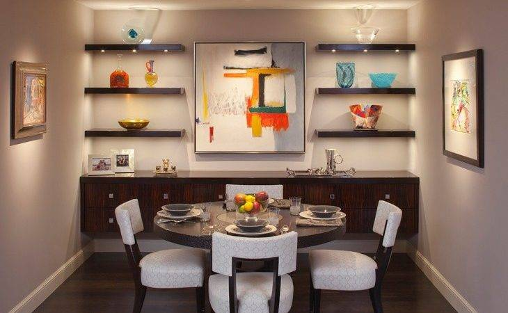 Dining Room Shelves Designs Ideas Design Trends