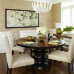 Dining Room Small Spaces Wainscoting