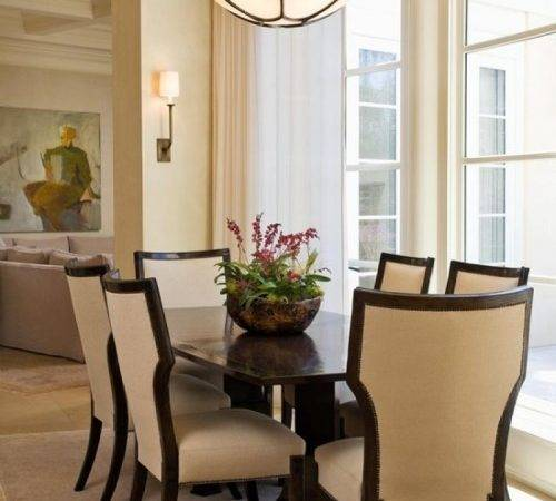 Dining Room Table Centerpiece Decorating Ideas Simple