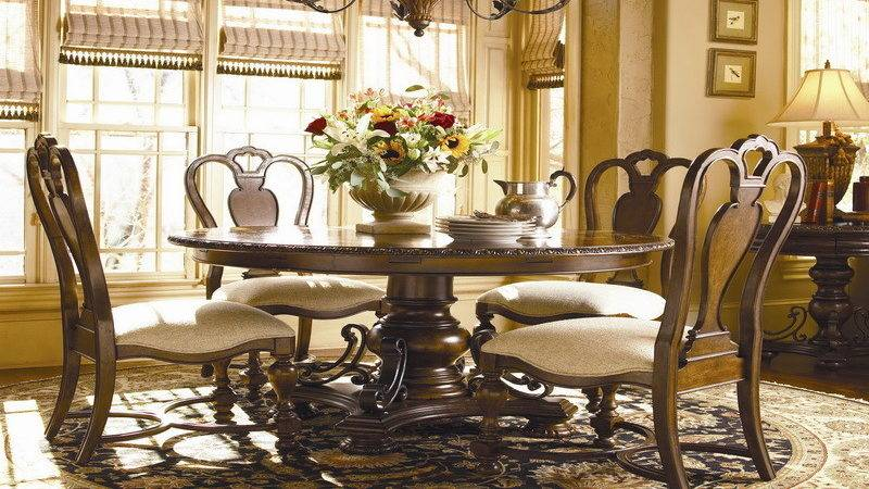 Dining Room Table Decor Photograph Decorating Din