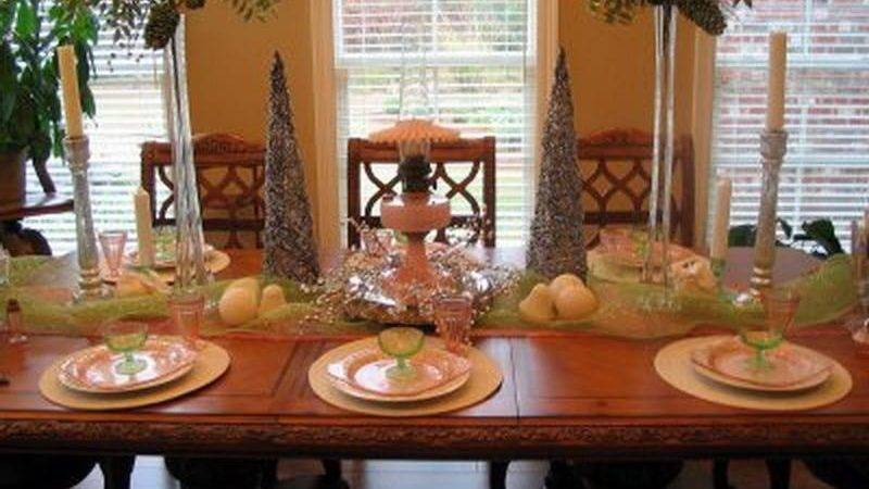 Dining Room Table Decorating Outdoor Teak