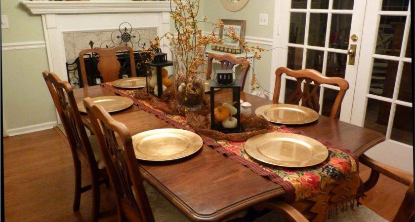 Dining Room Table Setting Ideas Brokeasshome
