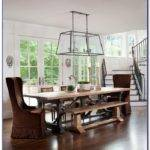 Dining Room Upholstered Captain Chairs