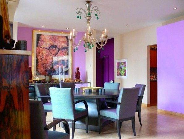 Dining Room Wall Decor Paint Ideas