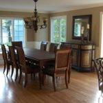 Dining Rooms Grasscloth
