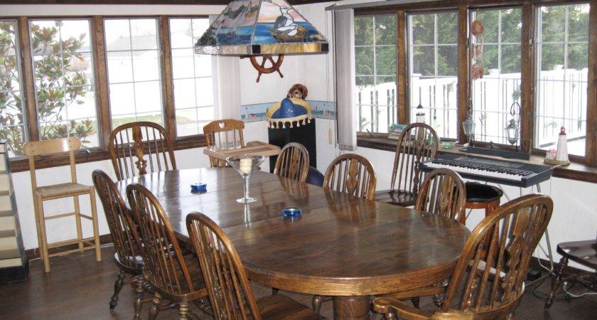 Dining Table Cottage Style Room Sets Beach