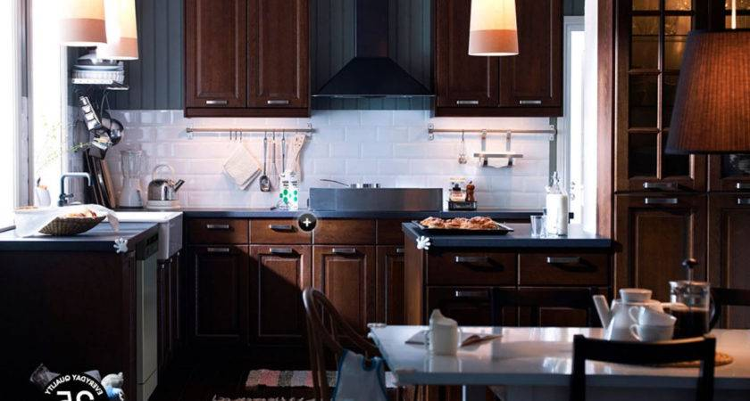 Dining Table Dark Color Ideas Small Kitchens Home Combo