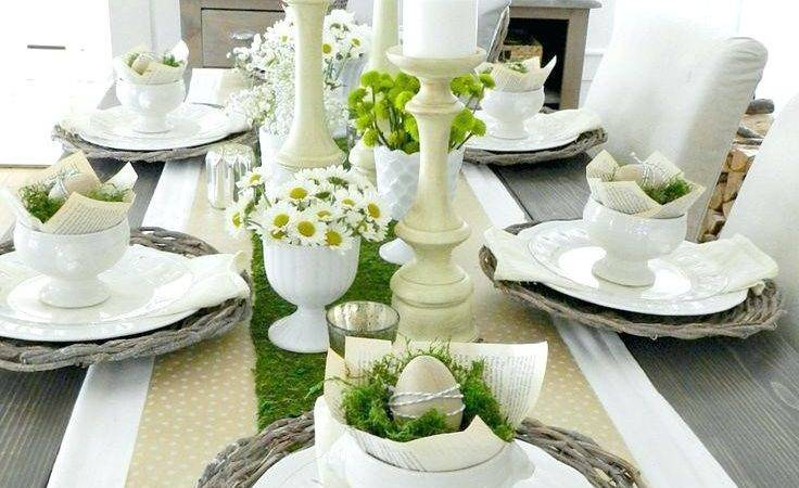 Dining Table Room Place Setting Ideas