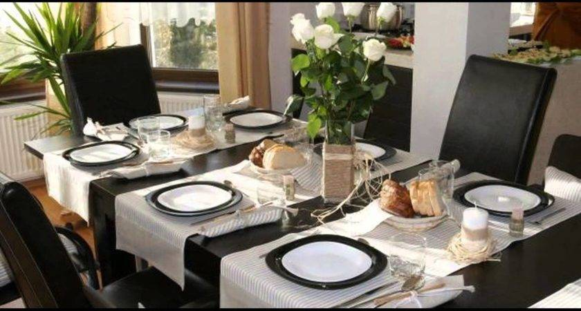 Dinning Table Decoration Furnititure