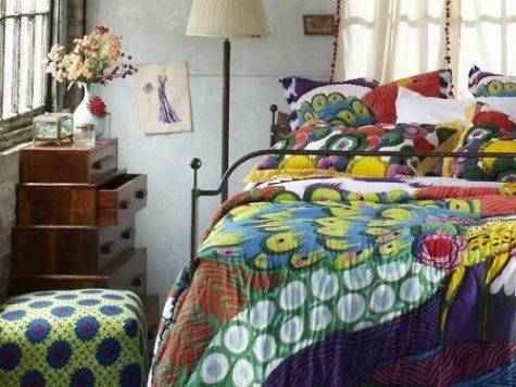 Dishfunctional Designs Dreamy Bohemian Bedrooms
