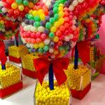 Disney Inspired Mickey Minnie Mouse Clubhouse Gum Drop