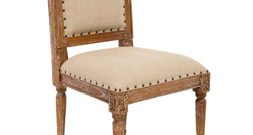 Distressed High Back Dining Chairs Furniture