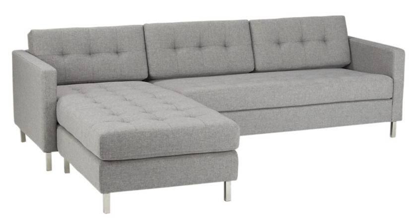 Ditto Button Tufted Sectional Sofa