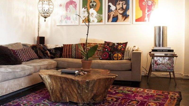 Diy Bohemian Decorating Ideas Cool Living Room