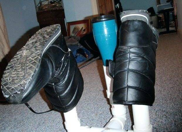 Diy Boot Dryer Project