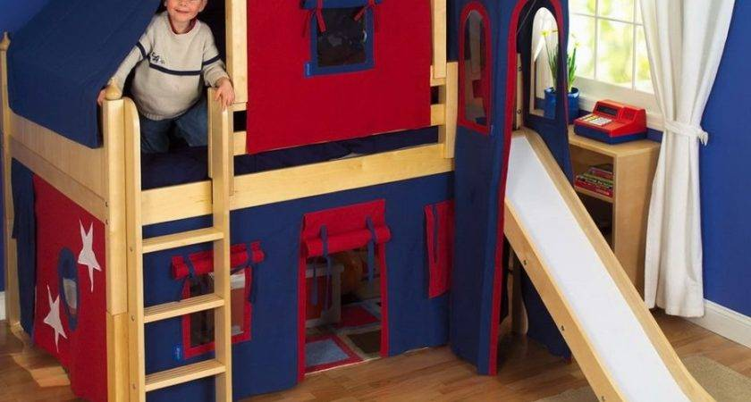 Diy Bunk Bed Slide Slides
