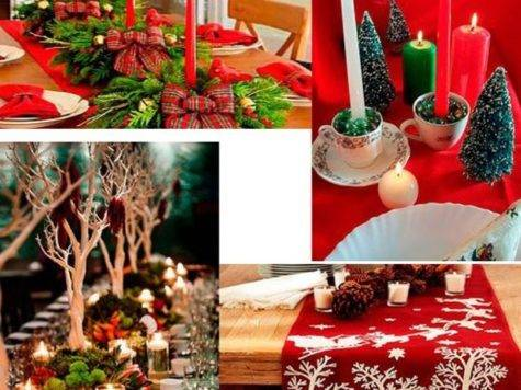 Diy Christmas Table Decor Designcorner