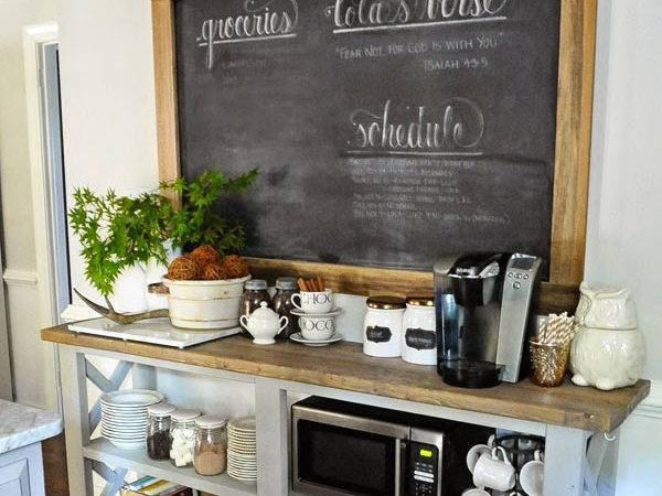 Diy Coffee Station Ideas Need Copy Home Design