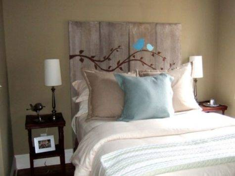 Diy Cool Headboard Ideas Beautyharmonylife