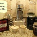 Diy Design Create Coffee Bar