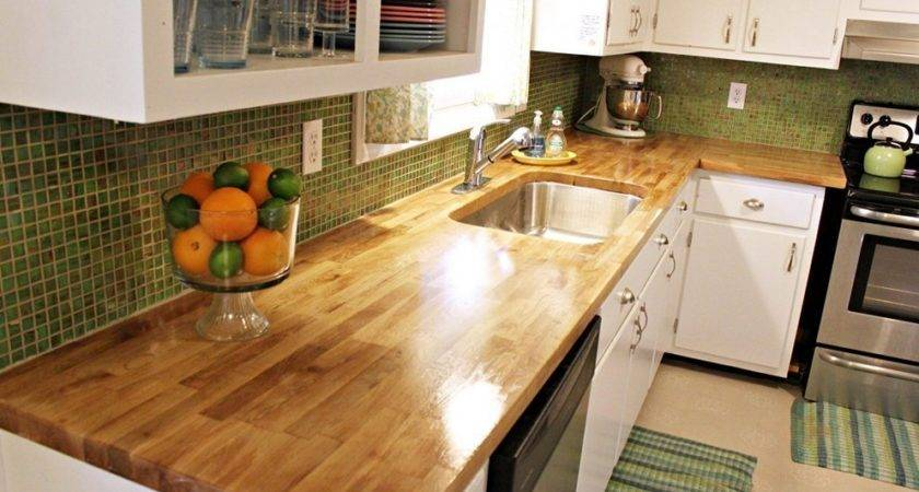 Diy End Grain Butcher Block Countertops Designs