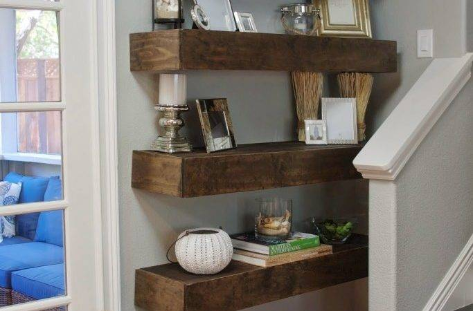 Diy Floating Shelves Ideas Best