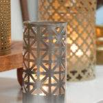 Diy Gift Ideas Aluminum Sheet Candle Holders