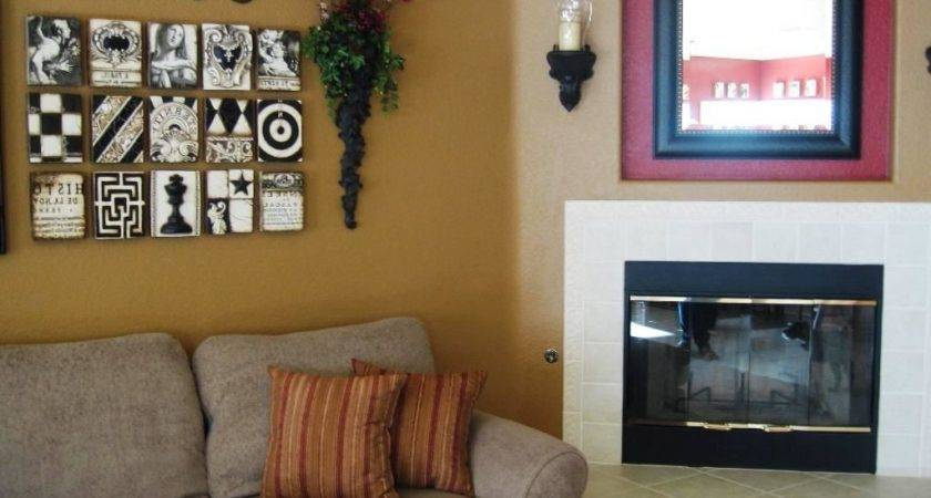 Diy Living Room Decor Design Wall