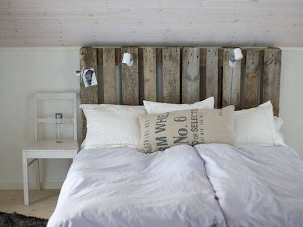 Diy Pallet Headboard Ideas Pallets