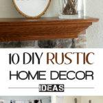 Diy Projects Add Some Rustic Charm Your Home