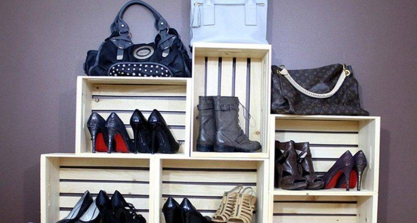 Diy Shoe Rack Tips Tricks Make One Easier