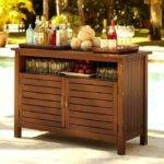 Diy Sideboard Buffet Table Wood Door Antique Federal Style
