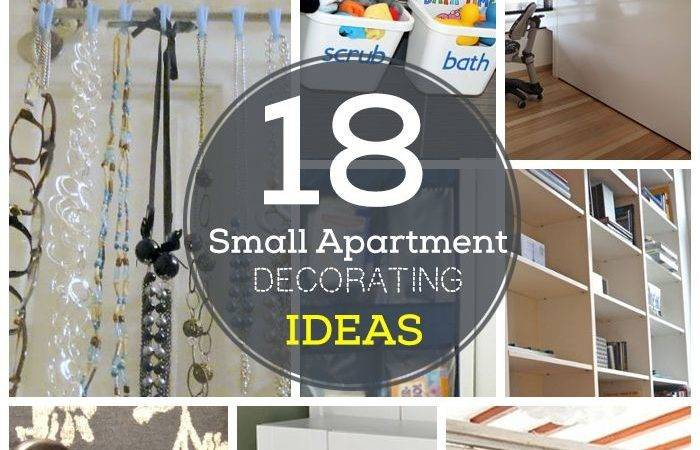 Diy Small Apartment Decorating Ideas